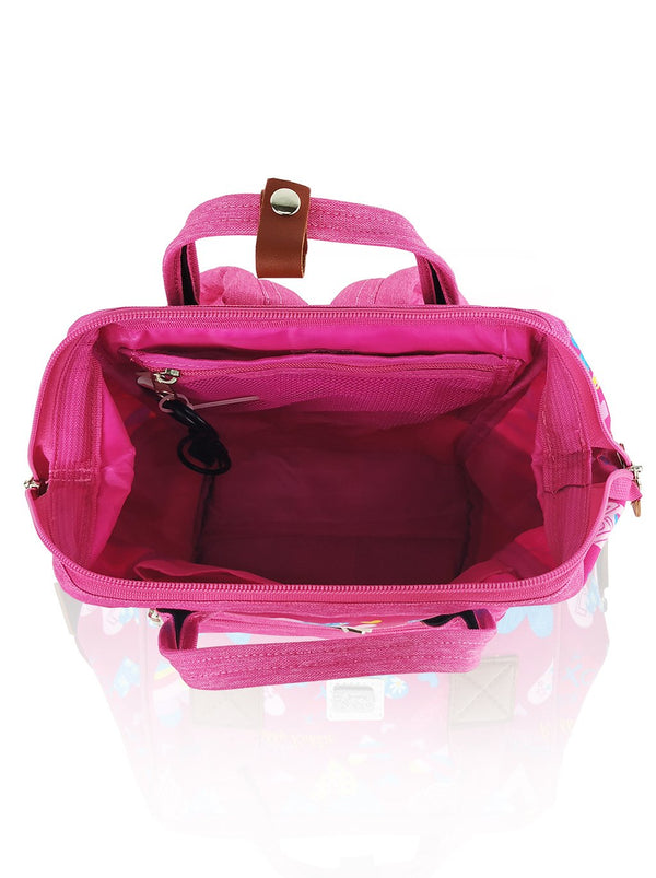 Love Magic Hinge Clasp - 14in Backpack (Pink)