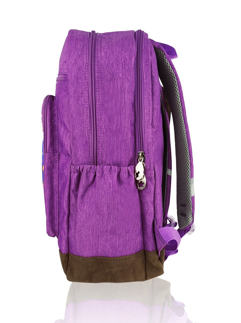 Love Magic - 16in Backpack (Purple)