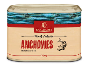 Anchovy Fillet