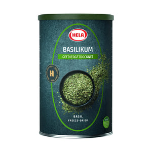 Freeze-Dried Basil Cut