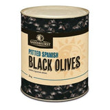 Olives Black Pitted