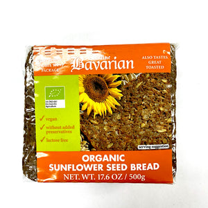 Schluender Bavarian Organic Sunflower Bread