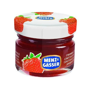 Menz & Gasser Minijar Strawberry 28g