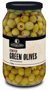 Olives Green Stuffed w/pimiento