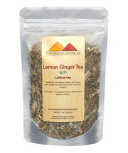 Organic Lemon Ginger Tea