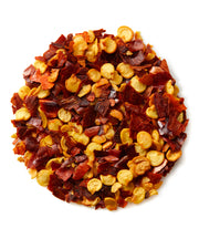 Organic Chili Pepper Flakes 35K Heat Units