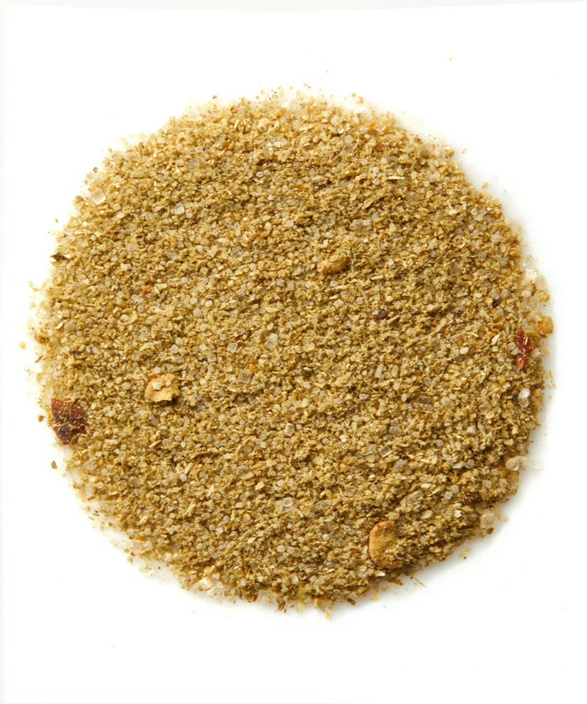 Organic Hearty Beef Rub