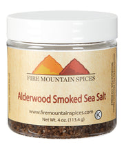 Alderwood Smoked Sea Salt