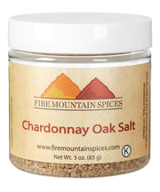 Chardonnay Oak Smoked Sea Salt