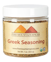 Organic Greek Seasoning