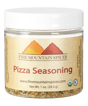Organic Pizza Seasoning