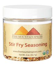 Organic Stir Fry Seasoning