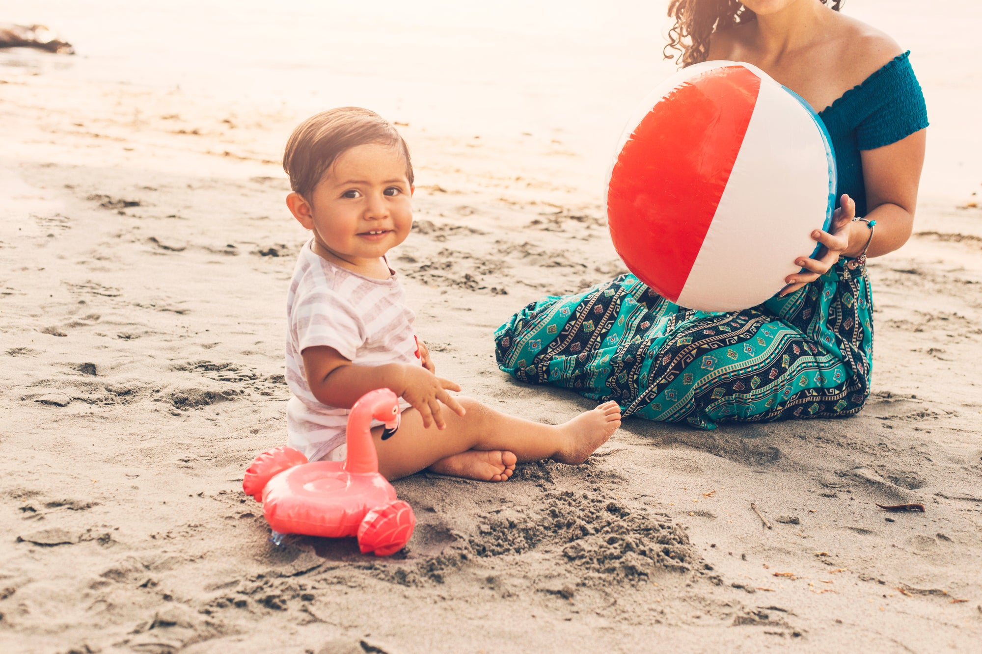 It's Baby Safety Month & We've Rounded Up Tips for Swim and Sun Safety
