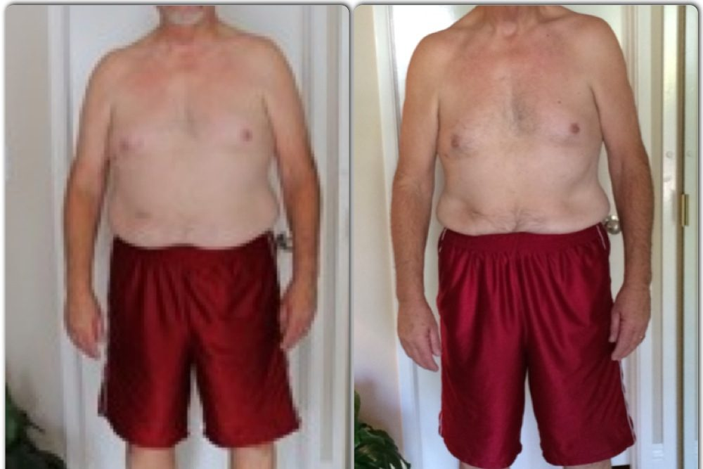 Client Testimonial Lost 51lbs