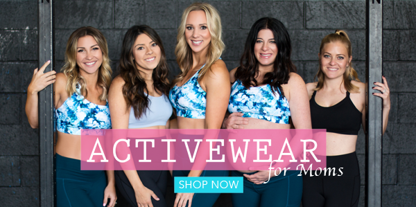 Activewear For Moms