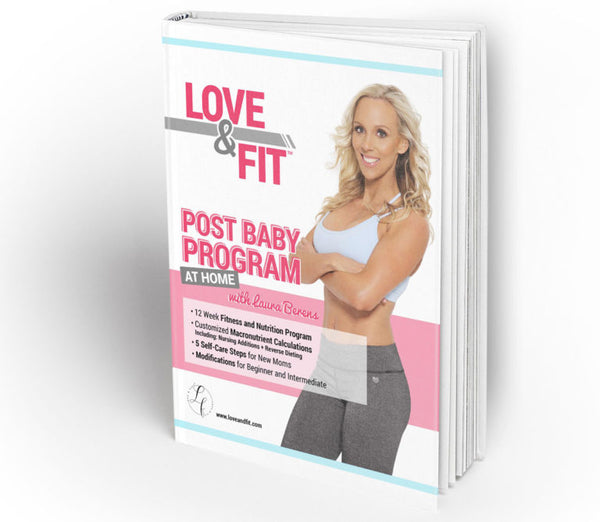 Love & Fit - Post Baby Fitness Program (At Home)