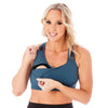 Athena 2.0 Nursing Sports Bra - Pine Green