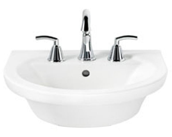 American Standard 0403.008.020 Tropic Petite 8-Inch Center Faucet Holes...