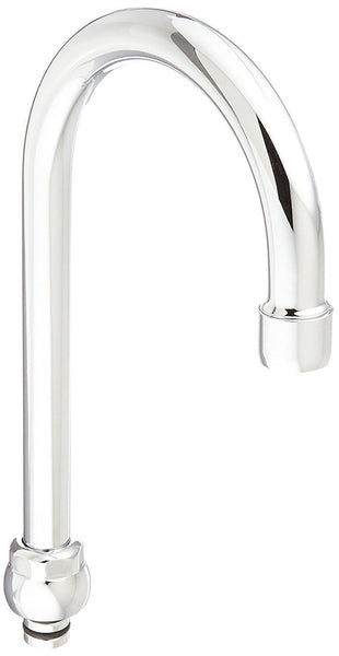 American Standard 051216-0020A Gooseneck Spout, Polished Chrome