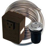 Westbrass Disposal Air Switch and Single Outlet Control Box