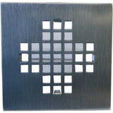 Westbrass Square Shower Drain Cover