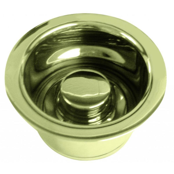 Westbrass InSinkErator Style Extra-Deep Disposal Flange and Stopper