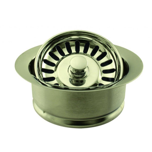 Westbrass InSinkErator Style Disposal Flange and Strainer