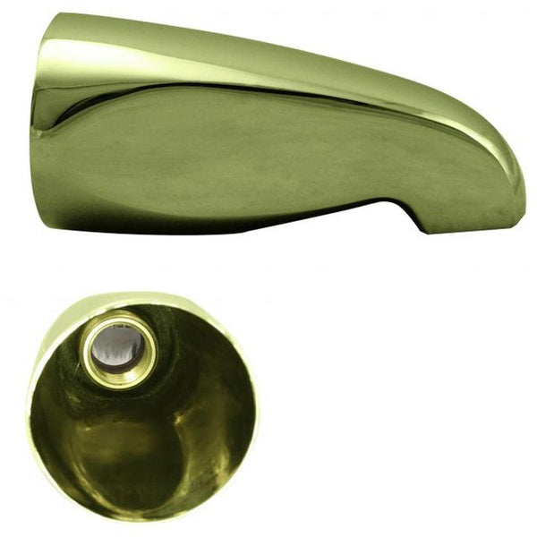 Westbrass Standard 5-1/2 in. Tub Spout