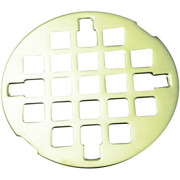 Westbrass Casper Snap-in Shower Strainer
