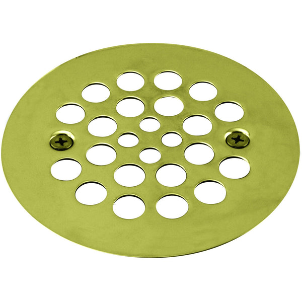 Westbrass 4-1/4 in. O.D. Shower Strainer Plastic-Oddities Style