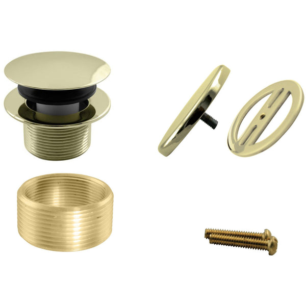 Westbrass Illusionary Overflow Universal Trim Kit