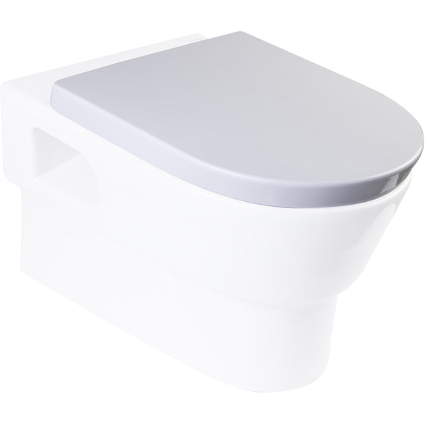 EAGO R-332SEAT Replacement Soft Closing Toilet Seat for WD332