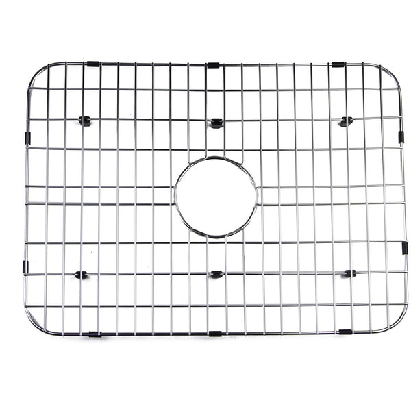 ALFI brand GR505 Solid Stainless Steel Kitchen Sink Grid for AB505 Kitchen Sink