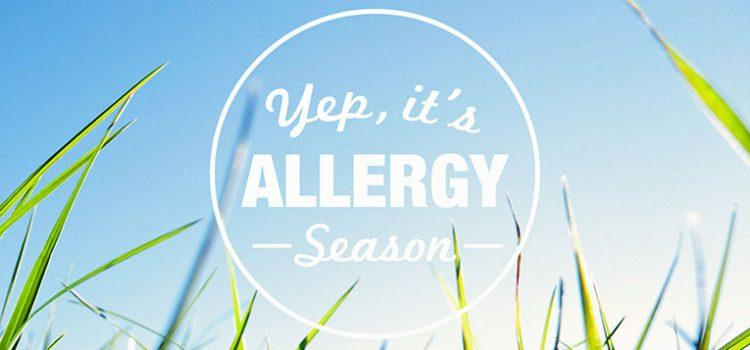 Do you have allergies?