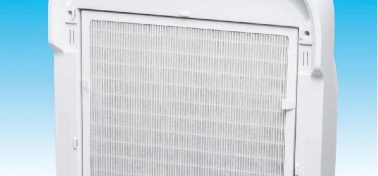 What do the different air purifier filters do?