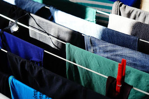Benefits of drying clothes indoors with a dehumidifier