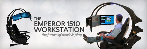 Emperor 1510 workstation