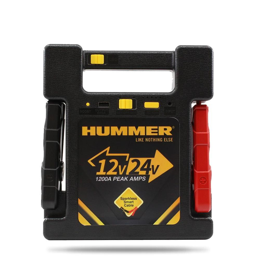 Hummer H24 Portable Jump Starter-Discontinued-Andatech