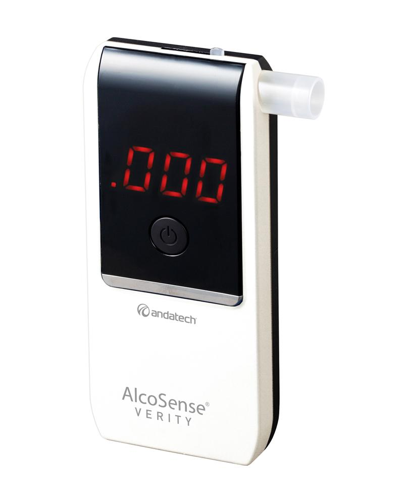 AlcoSense Verity-Personal Breathalyser-Andatech