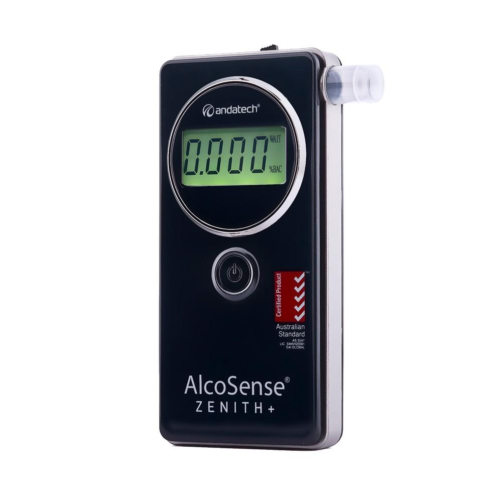 AlcoSense Zenith+-Personal Breathalyser-Andatech