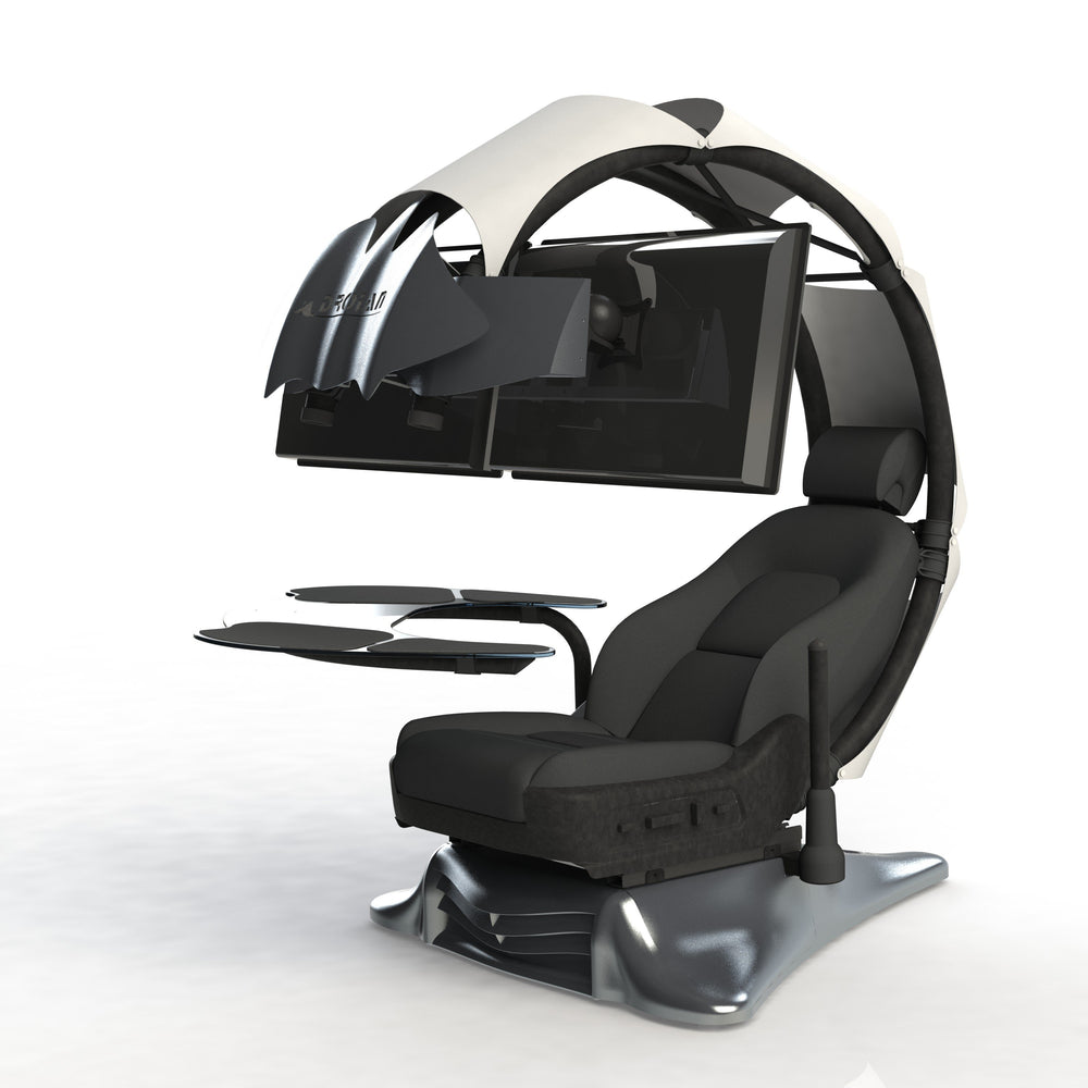 Droian Ergonomic Chair Gamer Computer Workstation Andatech