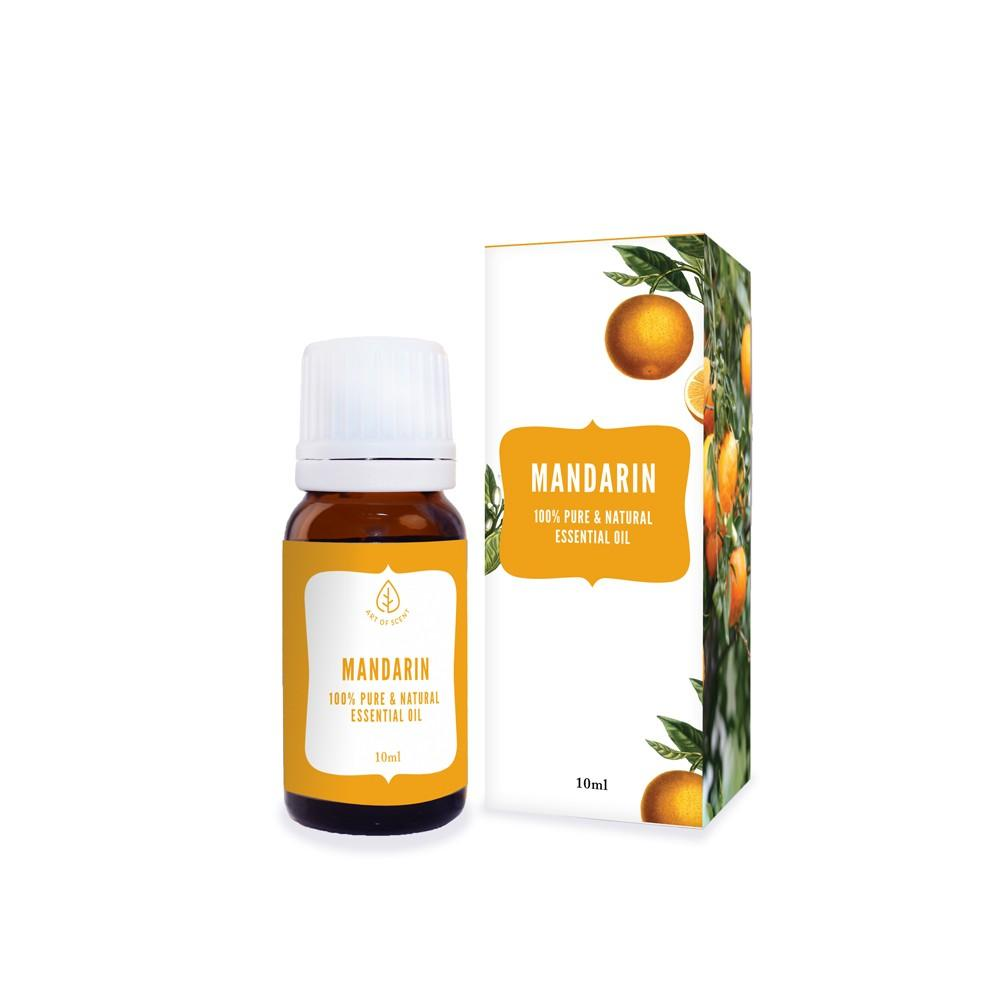 Art of Scent Mandarin Essential Oil-Essential Oil-Andatech