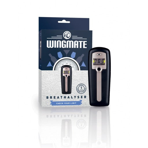 Wingmate-Personal Breathalyser-Andatech