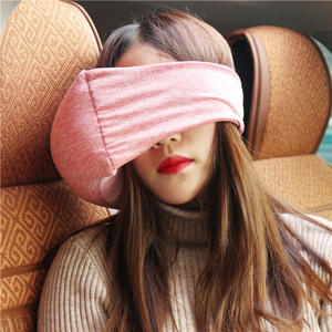 2 in 1 Travel Pillow and Eye Mask