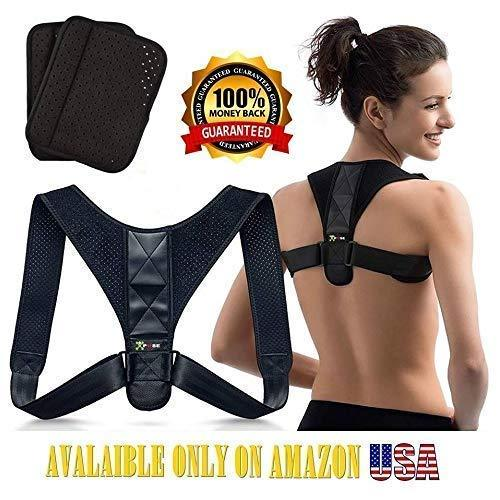 Posture Corrector for Men & Women by Xpose