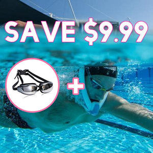 Underwater respirator professional diving equipment-Water Sports-airvog.com-(SAVE $9.99) Respirator + Swimming Goggles - Only 5 sets per person-airvog