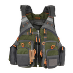 Outdoor Sport Fishing Life Vest Men Breathable Swimming Life Jacket Safety Waistcoat Survival Utility Vest Colete Salva-Vidas