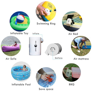 Portable Air Pump with