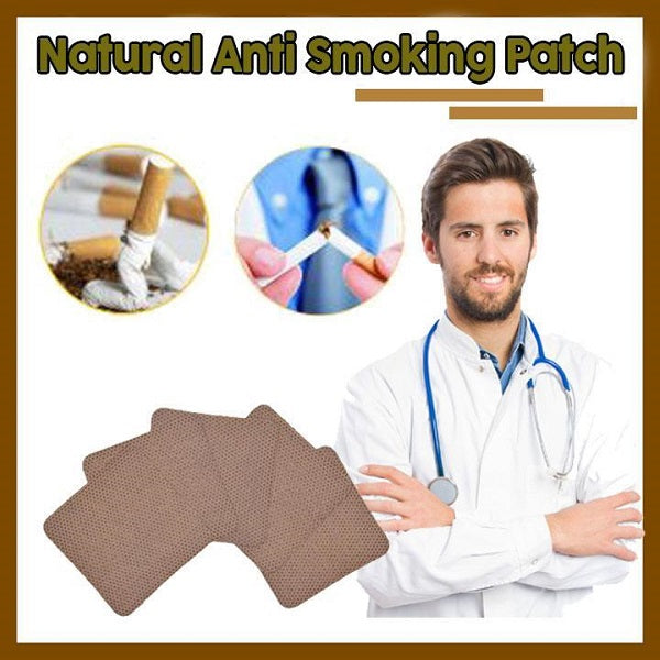 Natural Anti Smoking Patch