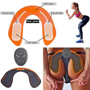 EMS WAIST AND BODY TRAINER